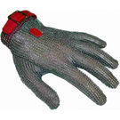 Chainex Full Stainless Mesh Glove Large