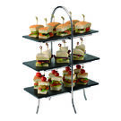 Athena Three Tier Tea Stand