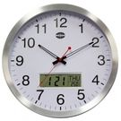 Compass 35cm Aluminium Wall Clock