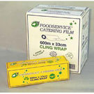 Foodservice Cling Wrap 33cm X 600m