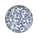 Gusta Out of the Blue Flowers Round Bowl Flared 210mm