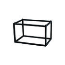 Zicco Form Metal Stand Black GN 1.4x160mm