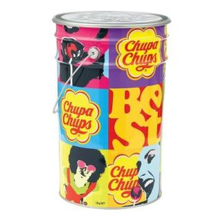 Picture of Chupa Chup Mega Tin (pk 1000)