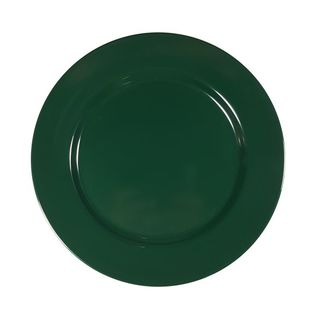 Picture of Superware Melamine Round Plate Green 230mm