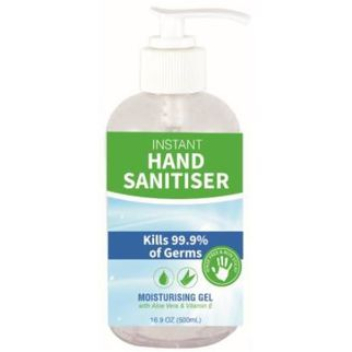 Picture of Hand Sanitiser 500ml Pump