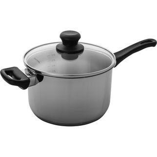 Picture of Classic Inox Saucepan with lid 20cm