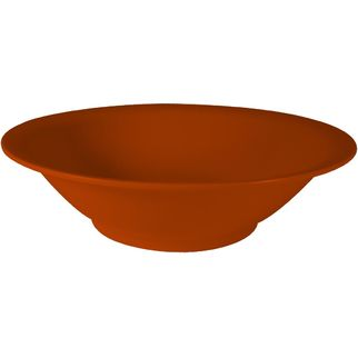 Picture of Superware Melamine Soup / Cereal Bowl 18cm Red