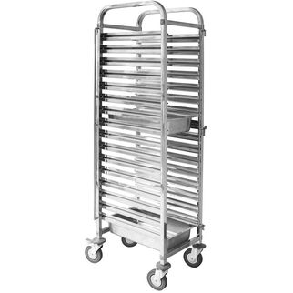 Picture of Gastronorm Trolley 16 tier