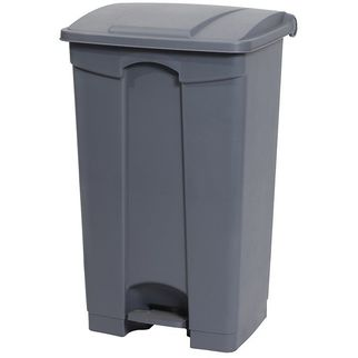 Picture of Compass Pedal Bin 68 litre Grey