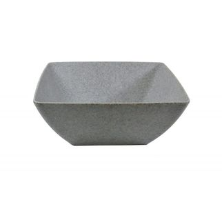 Picture of Jab Concrete Matt Square Serving Bowl 190x190