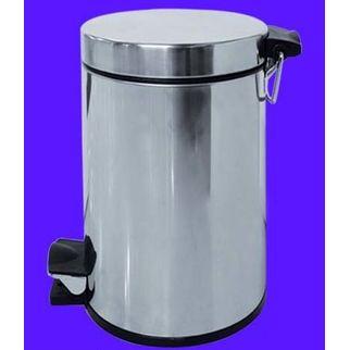 Picture of Rubbish Waste Pedal Bin 8 litre