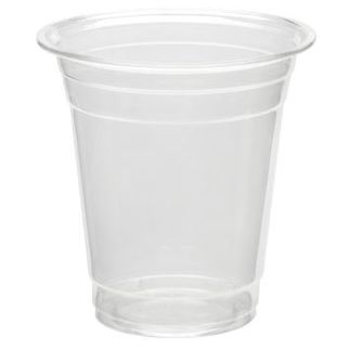 Picture of 15oz 425ml Clarity PET Plastic Cold Drink Cup