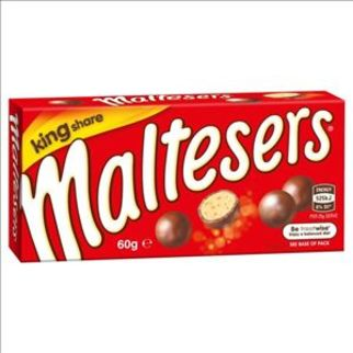 Picture of Maltesers Kingshare 60g (ctn of 16)