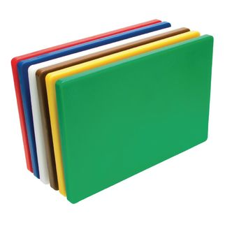 Picture of Hygiplas Thick Low Density Chopping Board Set