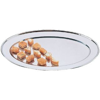 Picture of Olympia Oval Serving Flat Tray 605mm