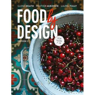 Picture of Food by Design Student Book (edition 3 with 4 access codes)