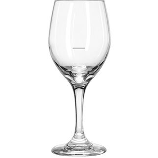 Picture of Perception Tall Wine Glass 414ml with plimsoll line