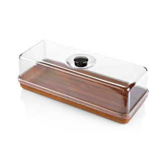 Picture of Evelin Rectangular Platter & Cover Set