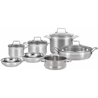 Picture of Scanpan Impact 7 piece Cookware Set