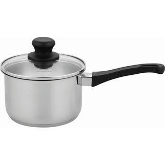 Picture of Classic Inox Saucepan with glass lid 16cm