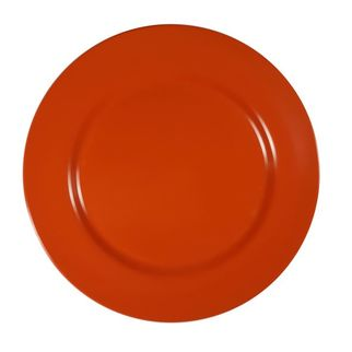 Picture of Superware Melamine Round Plate Red 230mm
