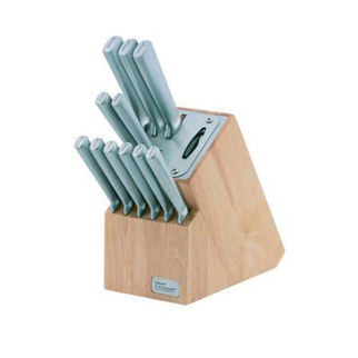 Picture of 12 Pc Stainless Steel Knife Block