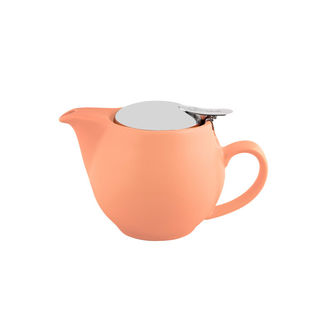 Picture of Bevande Tealeaves Teapot 350ml Apricot (30/9)