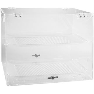 Picture of 2 Tray Display Cabinet 480x400x360mm