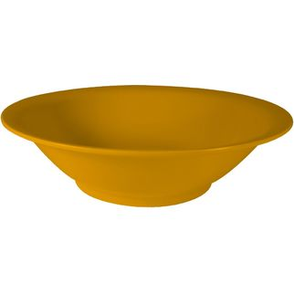 Picture of Superware Melamine Soup / Cereal Bowl 18cm Yellow (30/7)