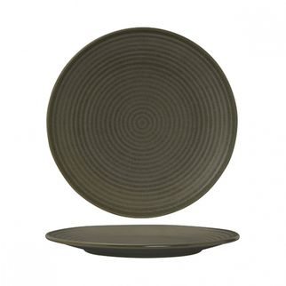Picture of Zuma Cago Round Coupe Plate Ribbed 265mm