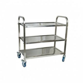 Picture of Serving Trolley 3 Shelf 950 x 550 x 940mm