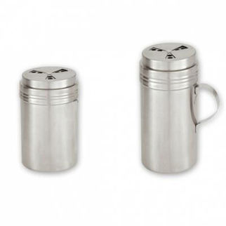 Picture of 4 Way Shaker 18 8 Stainless Steel 400ml