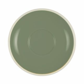 Picture of Brew Sage and White Saucer to suit