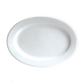 Picture of Bistro Oval Plate 285mm X 205mm