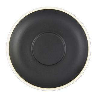 Picture of Brew Smoke and White Matt Espresso Saucer to suit TOM1215