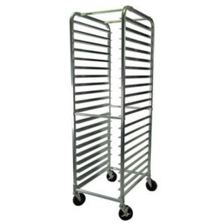 Picture of Aluminium Storage Rack 20 Shelves