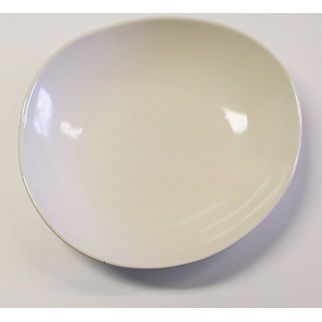 Picture of Santo Alessi Organics Cereal Bowl Satin White 200 x 190mm