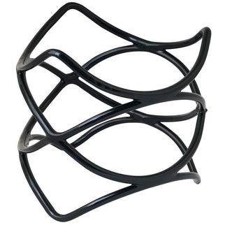 Picture of Ryner Melamine Spiral Riser 200(D)*200(H)mm Black