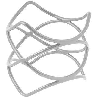 Picture of Ryner Melamine Spiral Riser 200(D)*200(H)mm Silver