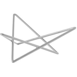 Picture of Ryner Melamine Star Riser 260*230*100mm Silver