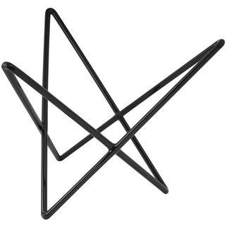Picture of Ryner Melamine Star Riser 265*230*150mm Black