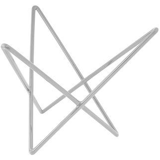 Picture of Ryner Melamine Star Riser 265*230*150mm Silver