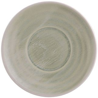 Picture of Moda Porcelain Lush Saucer for Coffee / Tea Cup 115mm