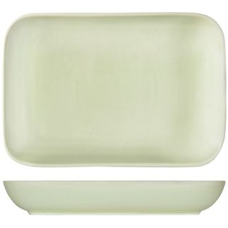 Picture of Moda Porcelain Lush Rectangular Dish 345x240mm