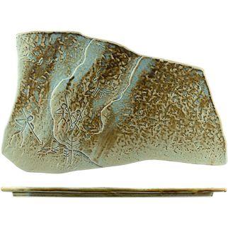 Picture of Moda Porcelain Nourish Natural Shape Platter 390x250mm
