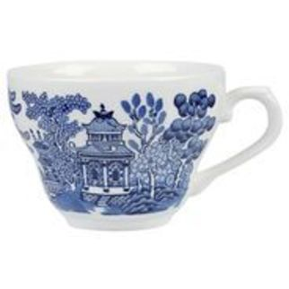 Picture of Churchill Vintage Prints Tea Coffee Cup 198ml Blue Willow