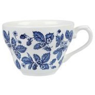 Picture of Churchill Vintage Prints Tea Coffee Cup 198ml Blue Bramble