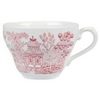 Picture of Churchill Vintage Prints Tea Coffee Cup 198ml Cranberry Willow