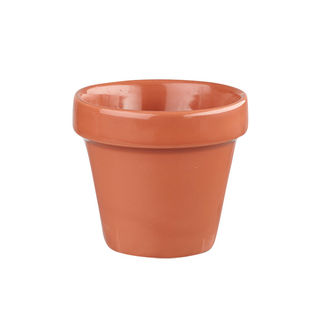 Picture of Churchill Plant Pot Paprika 90 x 97mm