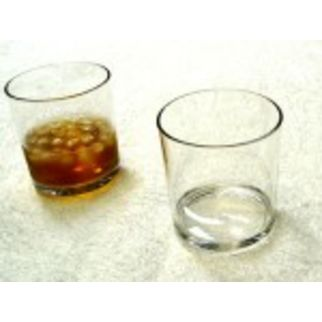 Picture of Polycarbonate Whisky 230ml Thin Base